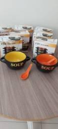 Tigelas pra soupa