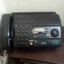Título do anúncio: Fax Panasonic Modelo KX-FT37