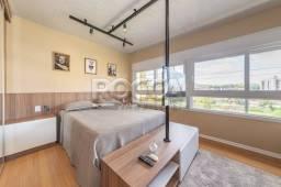 Título do anúncio: Apartamento mobiliado para aluguel e venda com 44 m² com box no FLY - Partenon - Porto Ale