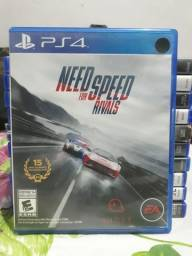 Título do anúncio: Need for speed Rivals