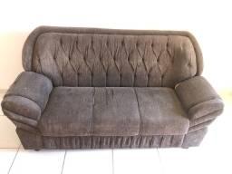 Sofa 3 lugares precisando lavar