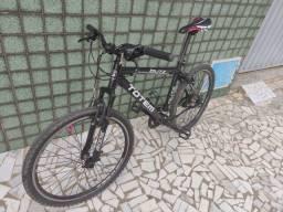 Título do anúncio: Bicicleta totem blitz aro 26 21marchas toda perfeita