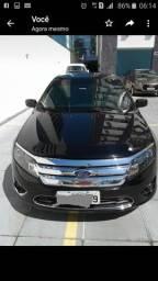 Fusion V6 Blindado Nível 3A
