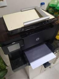 Impressora HP a Laser - Funcionando perfeitamente