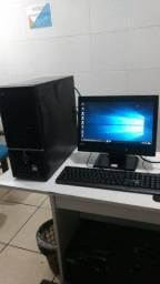PC com 4 gigas e windows 10 64 bits atualizado