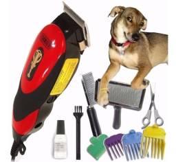 Maquina De Tosa Qirui Profissional Pets