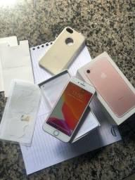 iPhone 7 rose 257gb