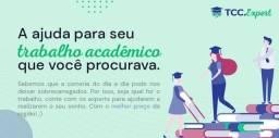Trabalhos acadêmicos (TCC, artigo, monografia etc.) | Pague apenas na entrega!