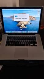 Título do anúncio: Macbook Pro 2011 15 polegadas I7 2,2ghz Quadcore - Leia o anúncio