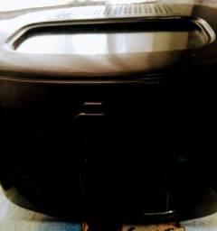 Fritadeira elétrica Mondial Big Fry FT-07 2.5L preta 110V