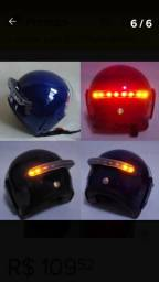 Sinalizador de capacete