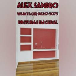Sandro pintura em geral