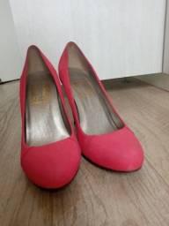 Sapatos Rosa