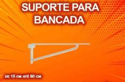 Título do anúncio:  Par de suporte bancada de Granito 60 cm R$ 108,00