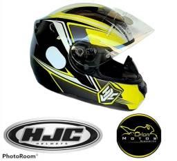 CD Capacete H.j.C Grafismo Sport Conforto Etc