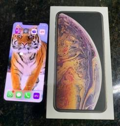 IPhone XS Max Gold 256 Gb Estado De Novo unico dono Anatel super lindo.
