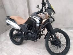 Moto tenere 2012 moto está em estado de nova