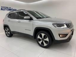 Título do anúncio: Jeep Compass Longitude - 2018 - 43.534  Km rodados