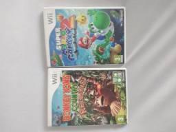 Donkey Kong Country e Super Mario Galaxy 2