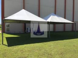 Locação tenda