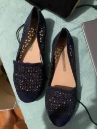 Sapatilha sapatinho de luxo