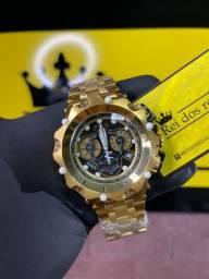 Relógios Invicta Venom hybrid preto