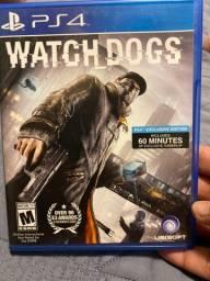 Jogo PS4 Watch Dogs - Novissimo