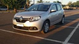 Ágio Renault Sandero Expression 1.0 3cc Completo 2018/19