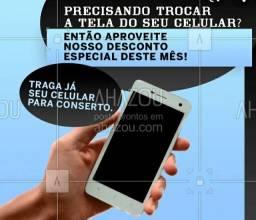 Concerto de celular