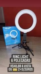 Título do anúncio: RING LIGHT Lacrado