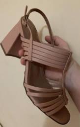 Sapato Novo Marca Constance