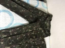 Roupa camuflada do exército brasileiro nova GG
