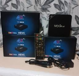 Tv box mx9 (de 128gigas)