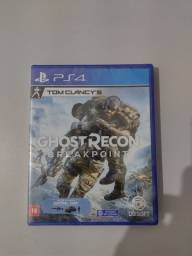 GHOST RECON BREAKPOINT PS4 ORIGINAL LACRADO