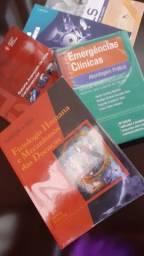 Título do anúncio: Livros diversos de medicina