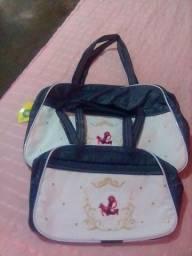 Conjunto de bolsas menino