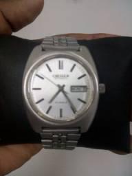 Relógio CITIZEN automático masculino vintage