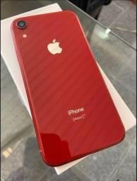 !!Super Promoção - Iphone XR 128GB De vitrine com 1 ano de garantia + Brindes!!