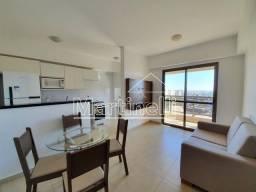 Apartamento para alugar com 1 dormitórios em Jardim california, Ribeirao preto cod:L29169
