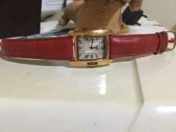 Relógio Genuine leather feminino