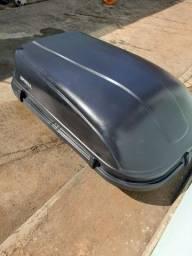 O bagageiro /maleiro Motobul 600 Lt - suporta até 50 kg - Usado uma única vez!!!