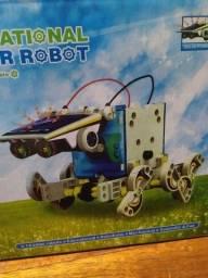 Robot Energia Solar 14 em 1
