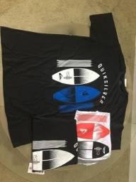 Camisas 100% algodao