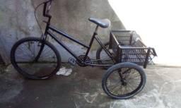 Bicicleta usada triciclo