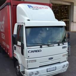Defletor de ar Ford Cargo parcial