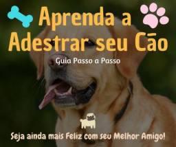 Guia de Adestramento de Cães- Passo a Passo (Ebook/Livro Digital)
