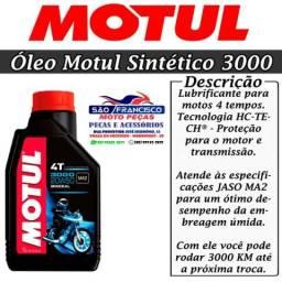 Óleo Motul 3000 Mineral - 5000 Sintético