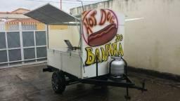 Carrocinha do banana