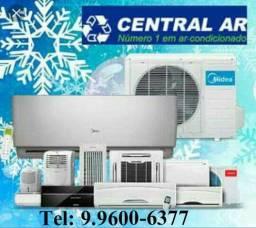 Central ar condicionado