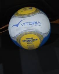 Bola Vitória Futsal Oficial Termotec PU 6 gomos Max 500 d293de3a021b0